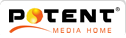 Potent Media Home
